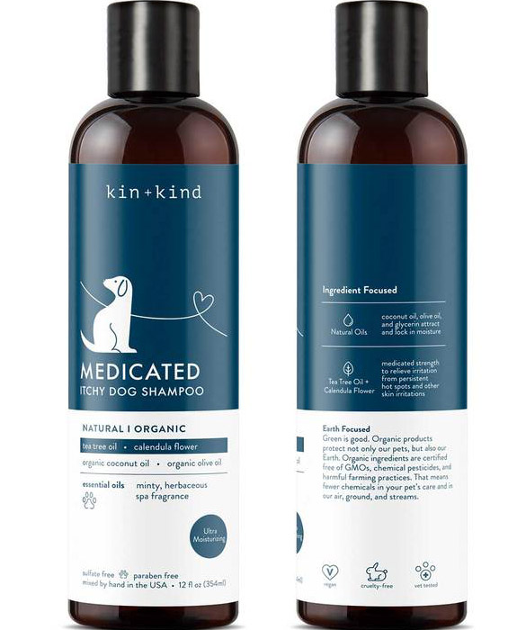 Kin + Kind Itchy Dog Shampoo