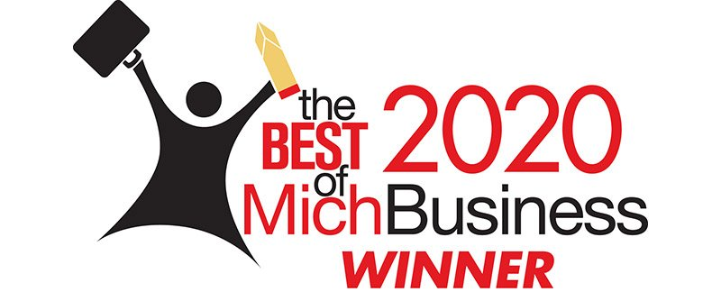 Best of MichBusiness 2020 Winner
