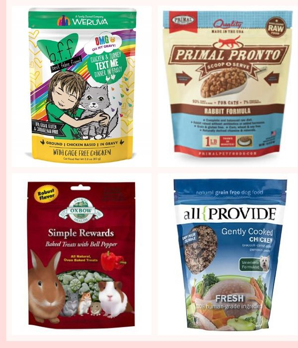 Holistic Pet Food